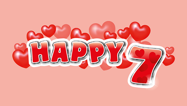 Logo HAPPY 7