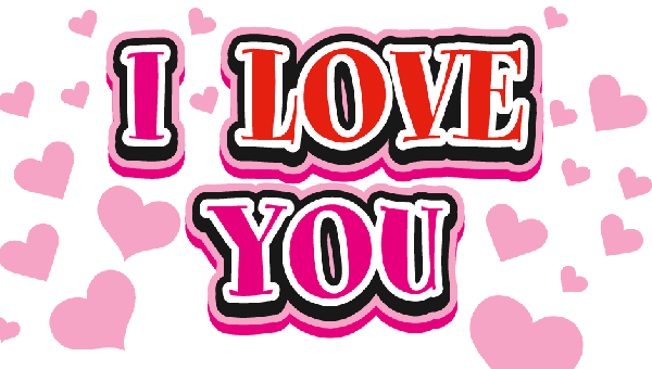 Logo I LOVE YOU